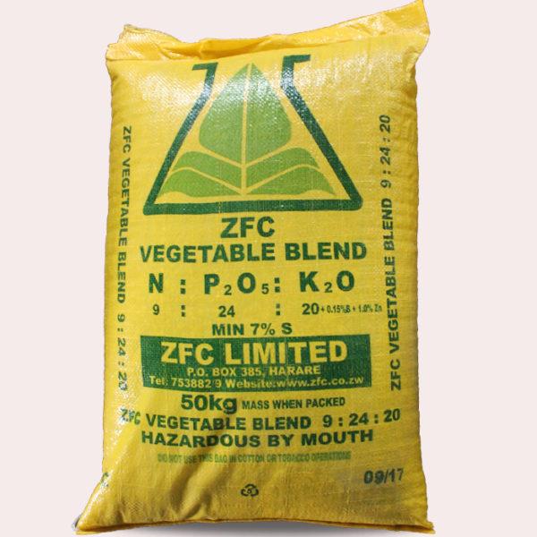 vegetable blend