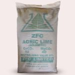 agric lime dolomitic