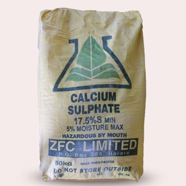 calcuim sulphate